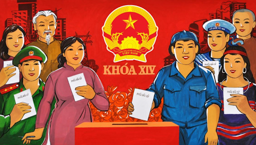 vietnam national general election on may 23rd 2021