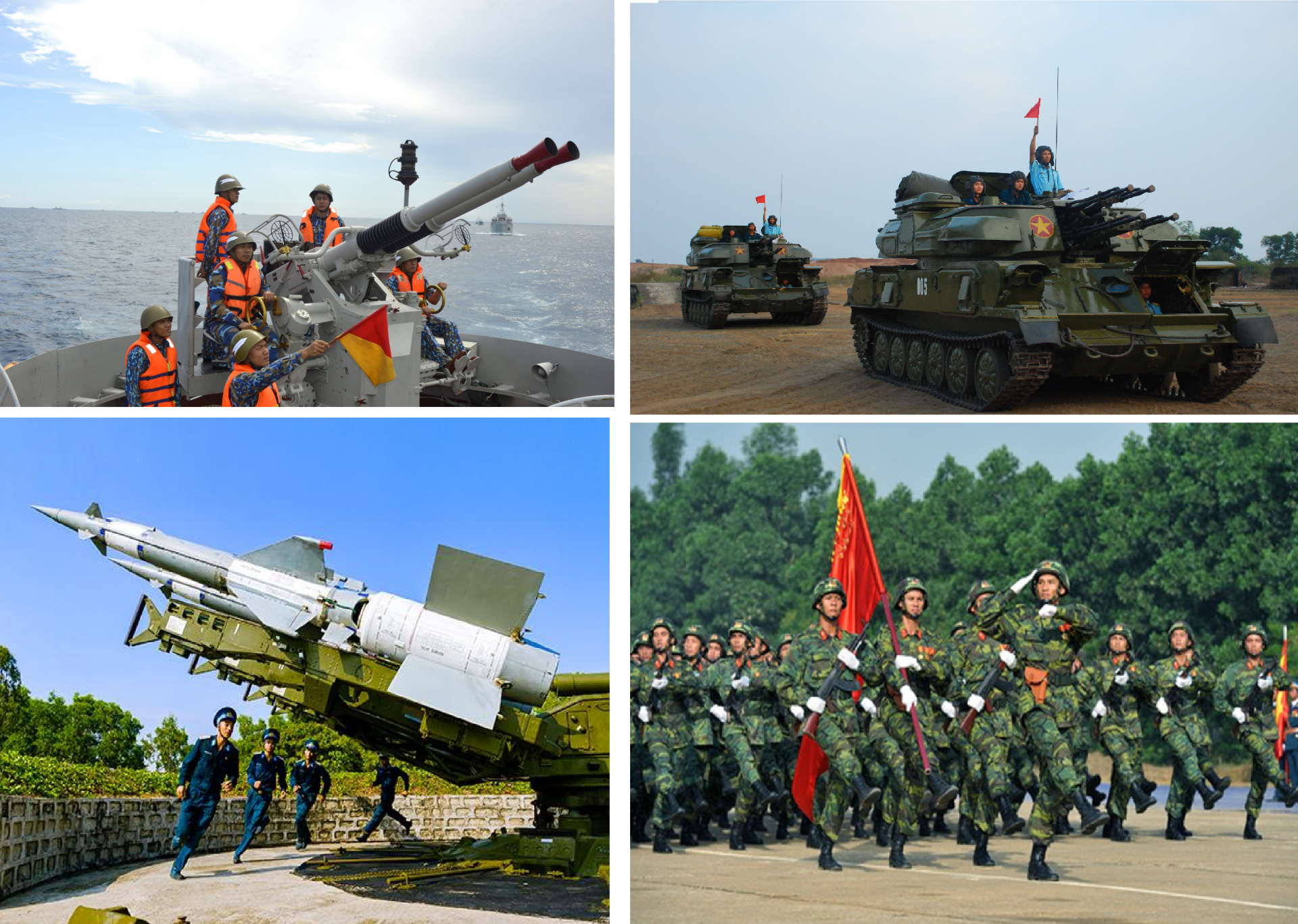 vietnam peoples army forces foundation development activities facts