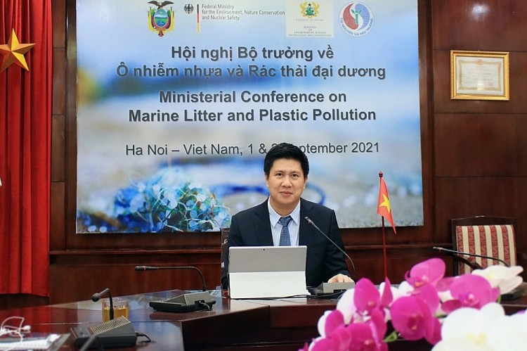 Vietnam Commits to Cleaner Seas at International Conference on Marine Litter and Plastic Pollution