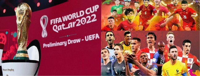 world cup 2022 qatar schedule fixtures squad tv stream and predictions