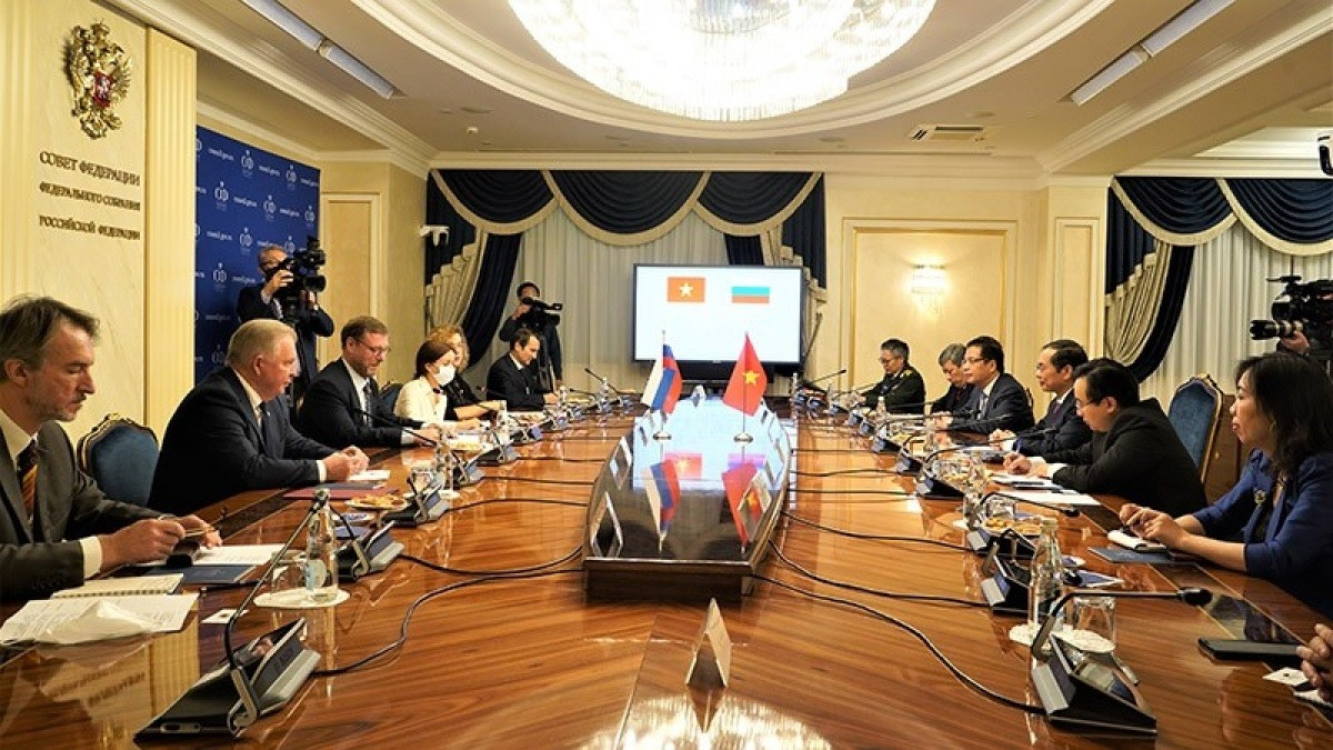 Vietnam An Important Partner of Russia in Asia-Pacific