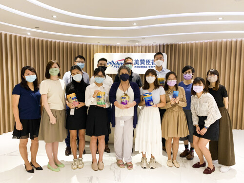 Mead Johnson Nutrition Hong Kong and HKUST Business School Join Hands to Nurture Business Talents