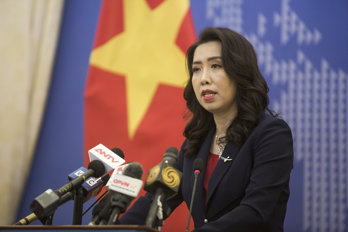 Vietnam asks Taiwan not to illegally conduct military exercise  in Truong Sa (Spratly)