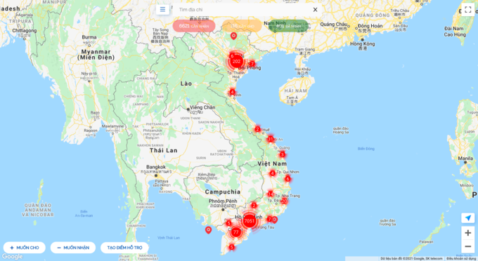 Useful Websites to Stay Update with Vietnam's Covid-19 Outbreaks