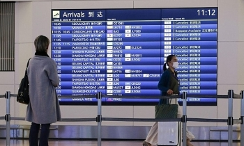 250 foreigners including vietnamese are allowed to let in japan daily