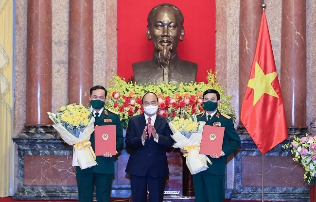 Vietnam Minister of National Defense Phan Van Giang: Biography, Positions & Working History