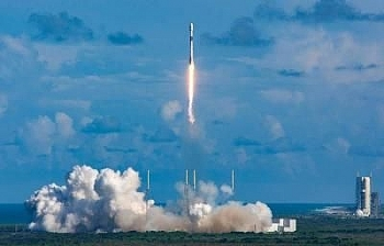 South Korea's first-ever military satellite launched