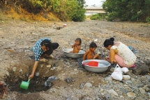 usd700000 to support women and girls in drought stricken provinces in vietnam