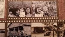 130 photos about vietnam taken by two generations in one argentine family